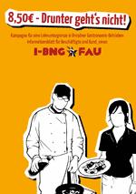Kampagne BNG für 8,50€ Mindestlohn